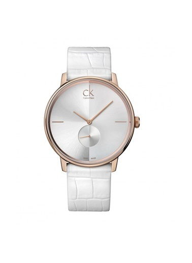 Calvin Klein Saat Beyaz